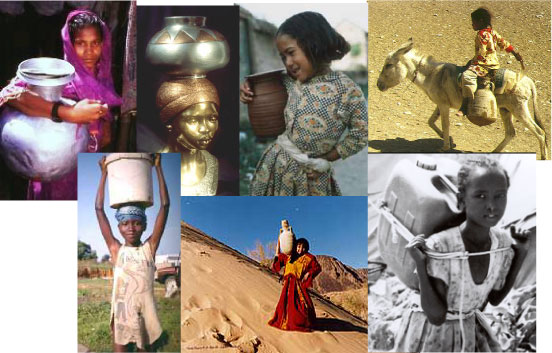 cultures all over the world, from ancient times to present day, girls ...