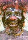 A man of New Guinea.